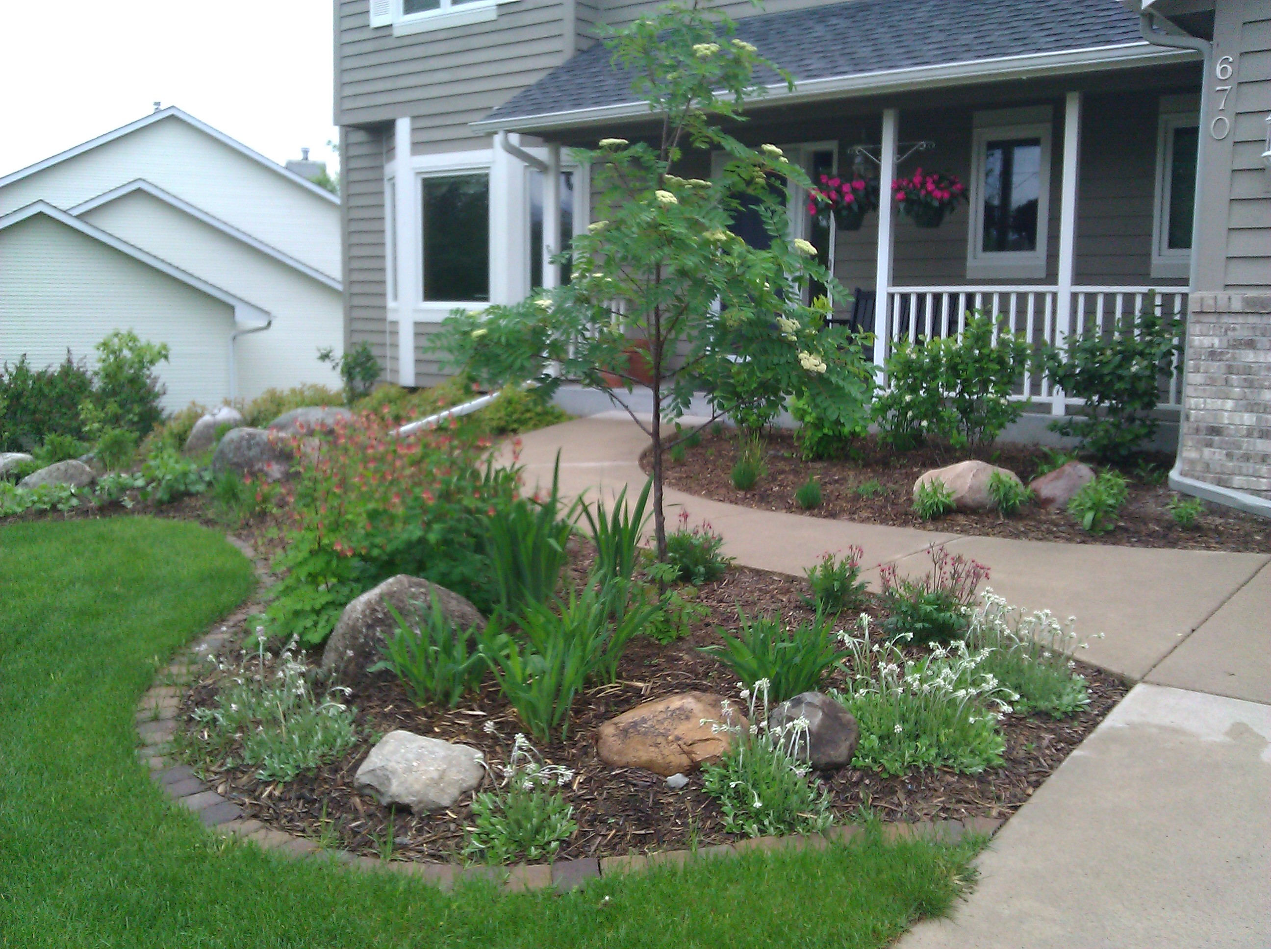 ecoscapes ecoscapes sustainable landscaping - Vegetable Garden Ideas Minnesota
