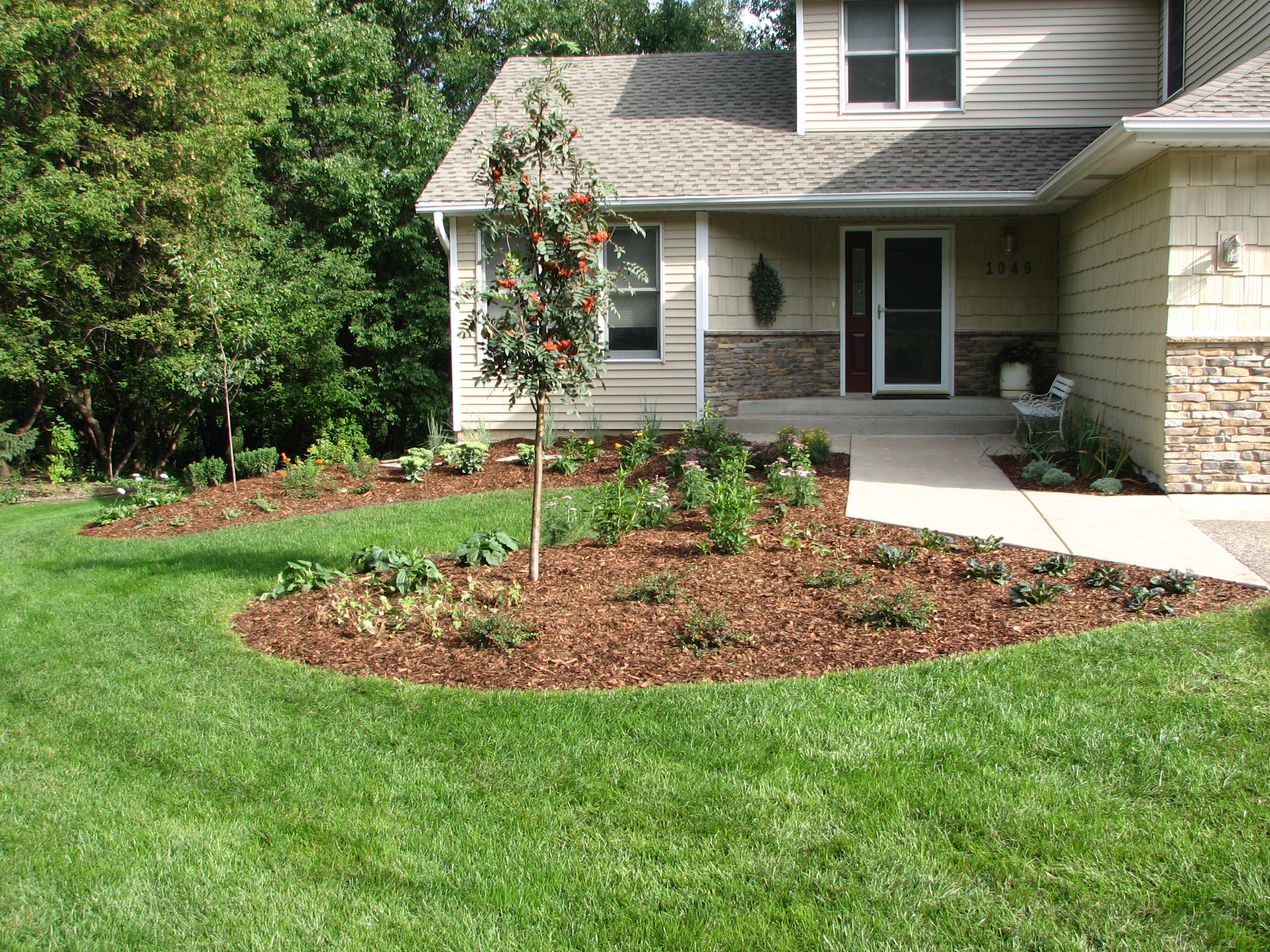 Ecoscapes sustainable landscaping landscape design for Landscaping tips